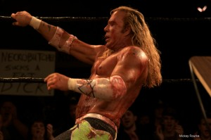 Mickey Rourke The Wrestler