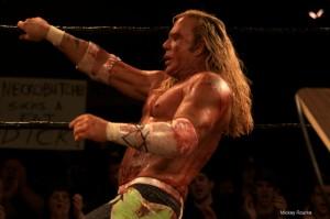 Mickey Rourke The Wrestler
