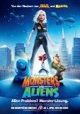 Monsters vs. Aliens Kritik