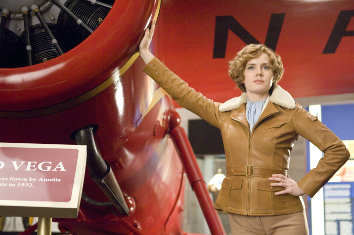 Amelia Earhart Nachts Museum 2